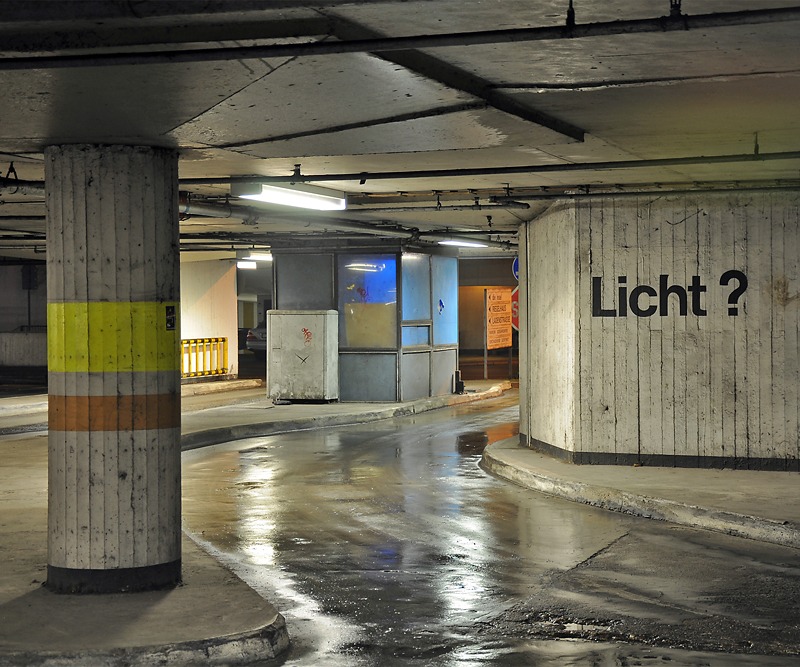 Licht?