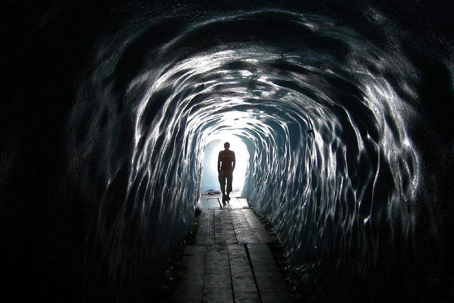 Licht Am Ende Des Tunnels Bilder