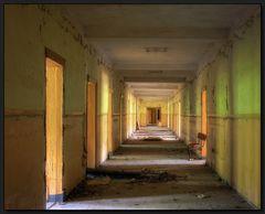 ...Licht am Ende des Tunnels...