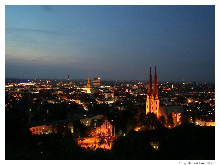 Licht an in Bielefeld