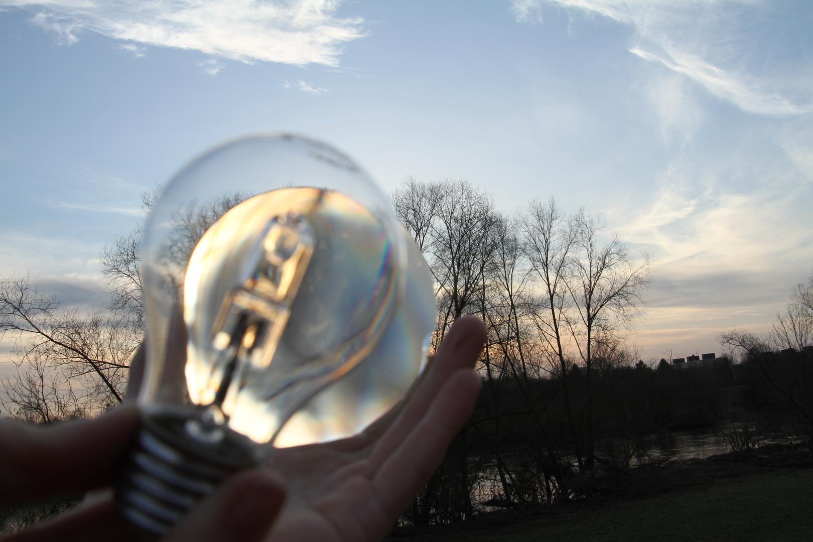Licht Frei für neue Ideen