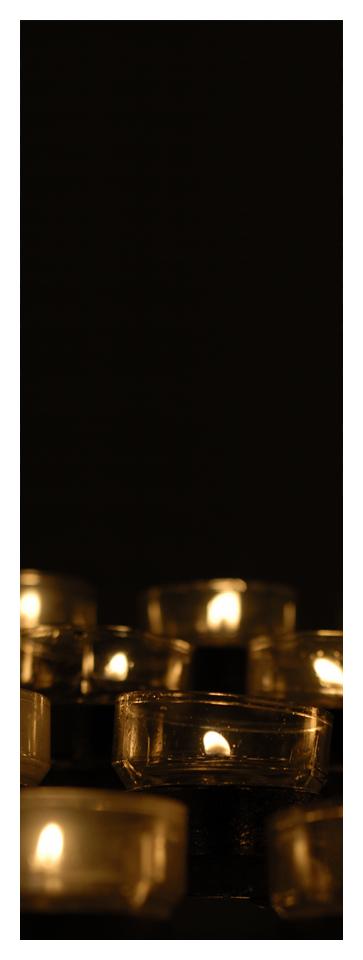 Licht im Dunkel...