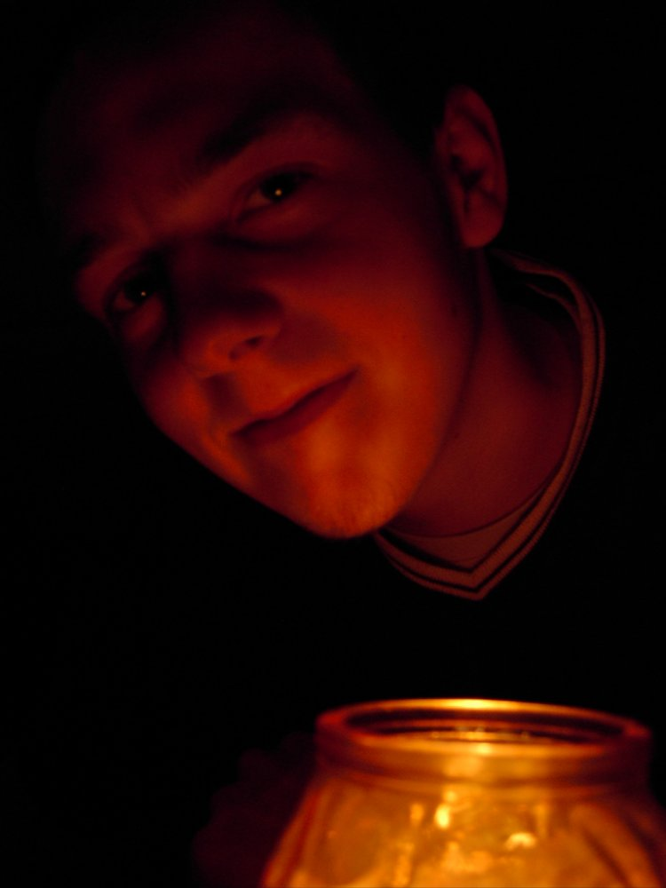 Licht im Dunklen