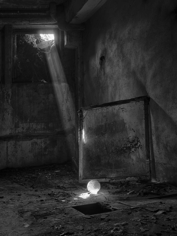 Licht im Fenster
