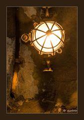 Licht im Förderturm