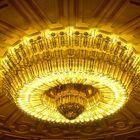 Licht im Parlamentspalast