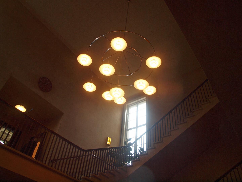 Licht im Rahthaus