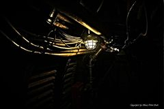Licht im Stollen