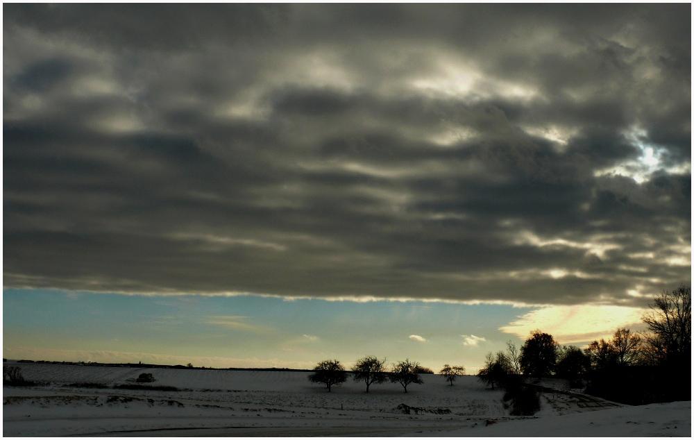 Licht im Winter II