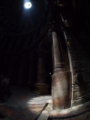 Licht in der Grabeskirche