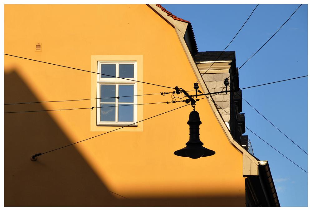 Licht in Weimar