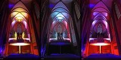 Licht-Orgel