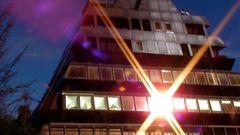 Licht Pyramide
