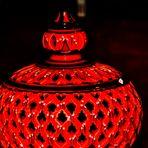 Licht , Rot und Rund