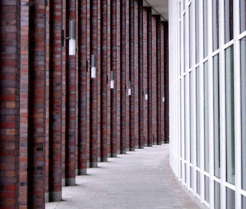 Licht . Säulen II