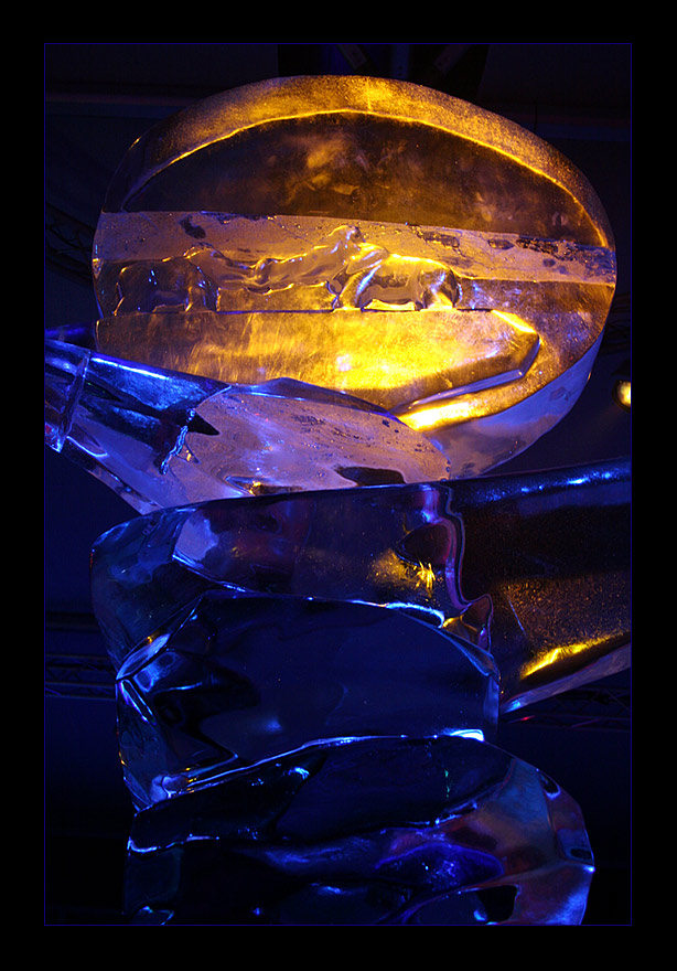 Licht und Eis...