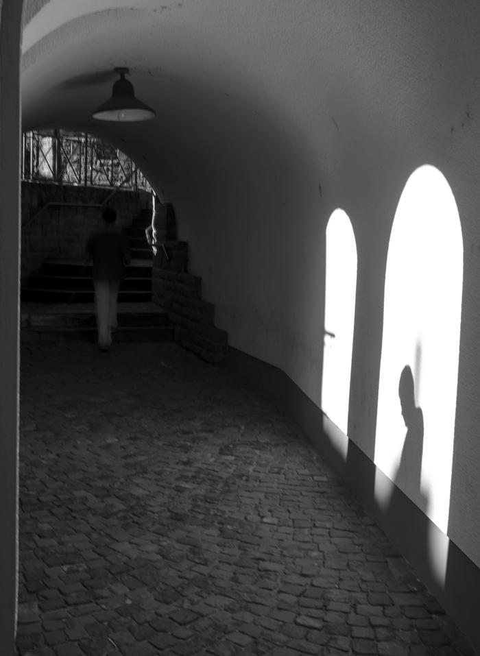 Licht und Schatten..