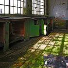 Licht und Schatten an der Werkbank
