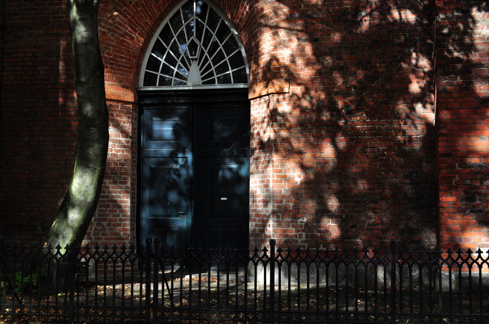 Licht und Schatten bei St. Aegidien