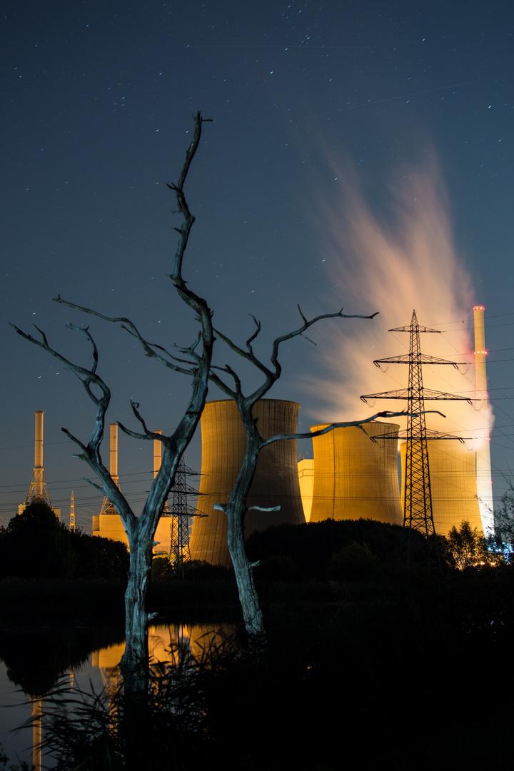 Licht und Schatten der Energiegewinnung