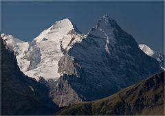 LICHT und SCHATTEN im Berner Oberland
