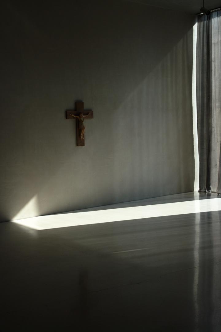 licht und schatten im kolumba museum k ln foto bild architektur sakralbauten motive bilder. Black Bedroom Furniture Sets. Home Design Ideas