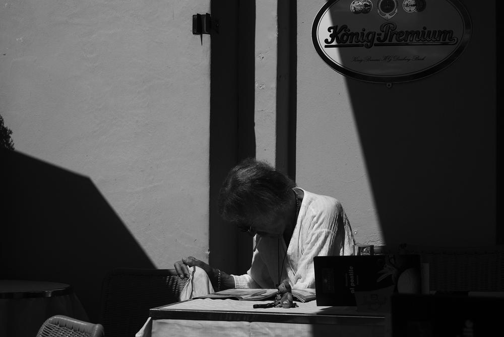 Licht und Schatten in Ascona
