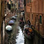 Licht und Schatten in Venedig