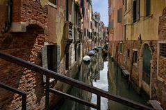 Licht und Schatten - Venedig -