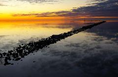 Licht und Schatten....Norddeich Ostfriesland