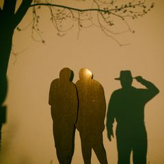 Licht und Schattenwelt