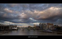 Licht und Wolken