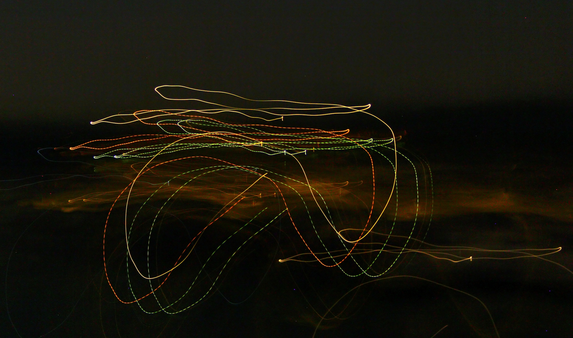 Licht vom anderen Ufer