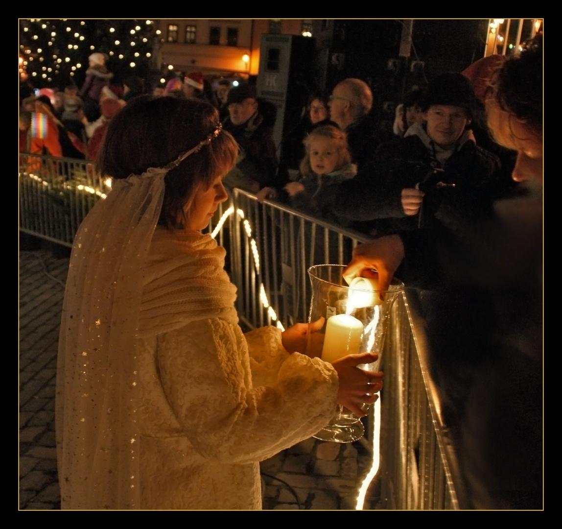 Licht von Bethlehem...
