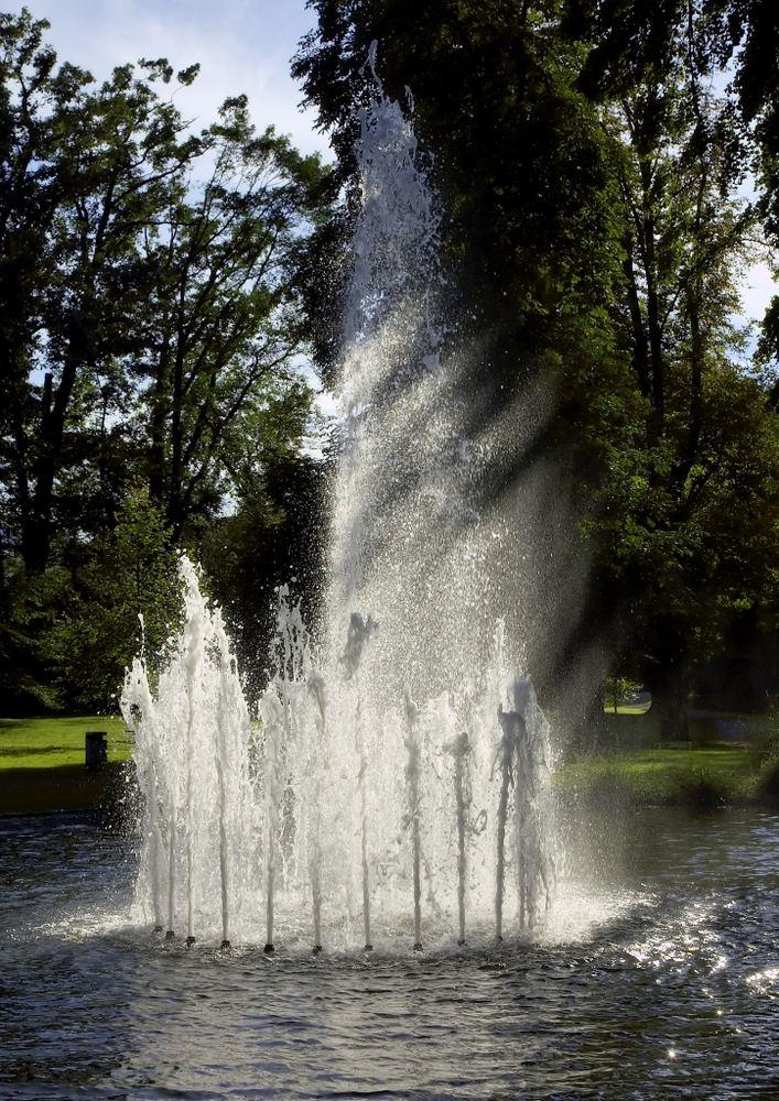 Licht & Wasser II