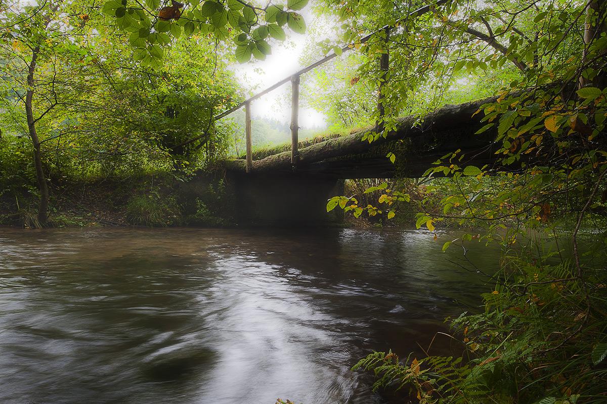 Lichtbrücke