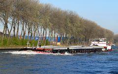 LICHTENSTEIN auf dem Rhein unterwegs