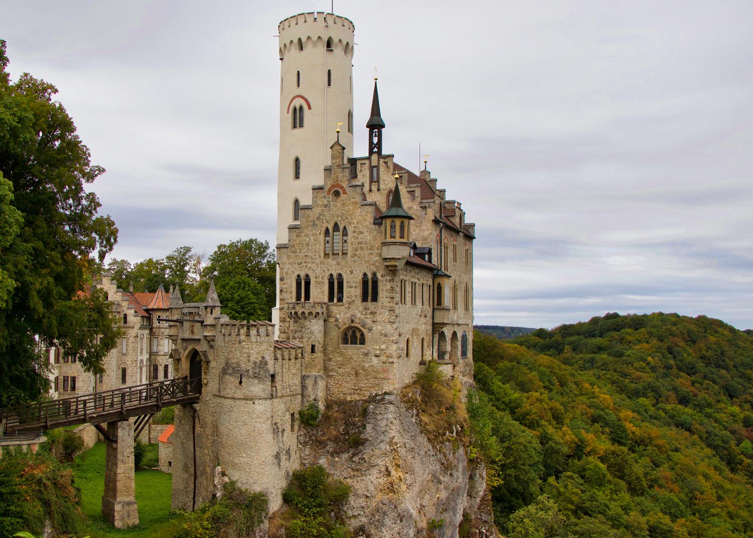 Lichtenstein im Schwäbischen