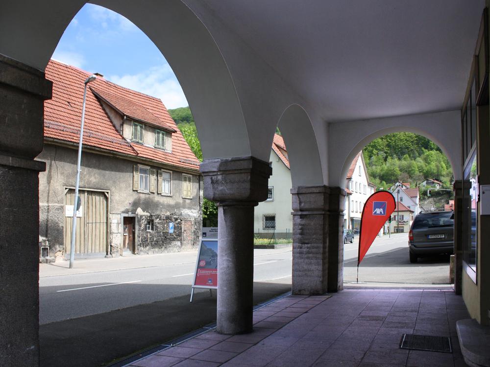 Lichtenstein-Unterhausen, Holzelfingerstr.