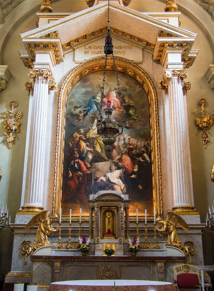 lichtentaler kirche