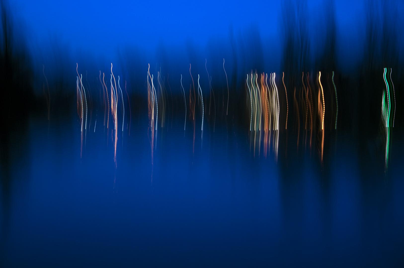 Lichter am See