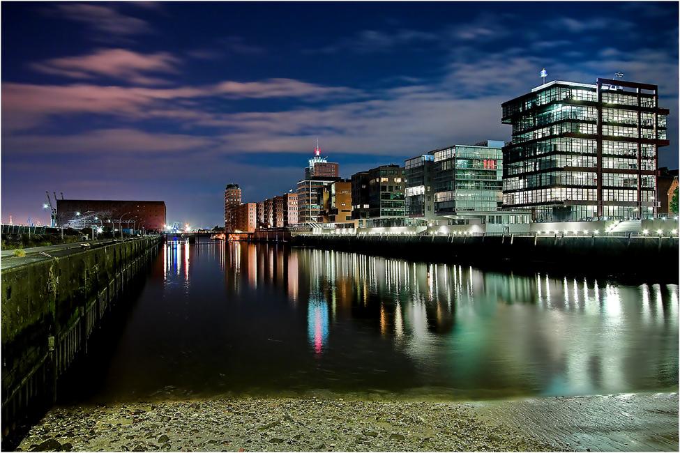 Lichter der Hafencity