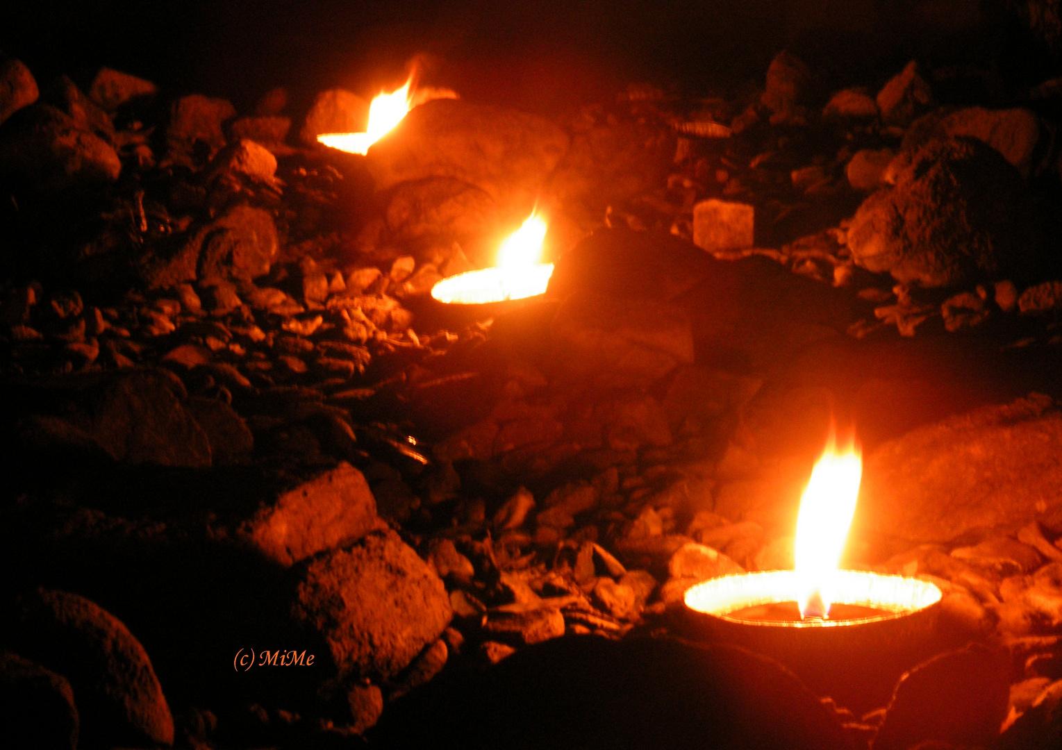 Lichter des Advent