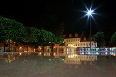 Lichter in der Stadt - Opernplatz in Erfurt