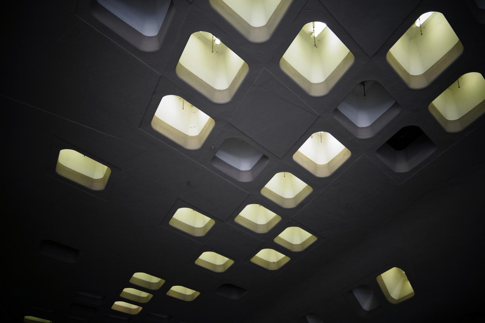 Lichter oder Fenster?