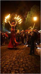 Lichterfest auf der Zitadelle Spandau, 06.10.12 – 03