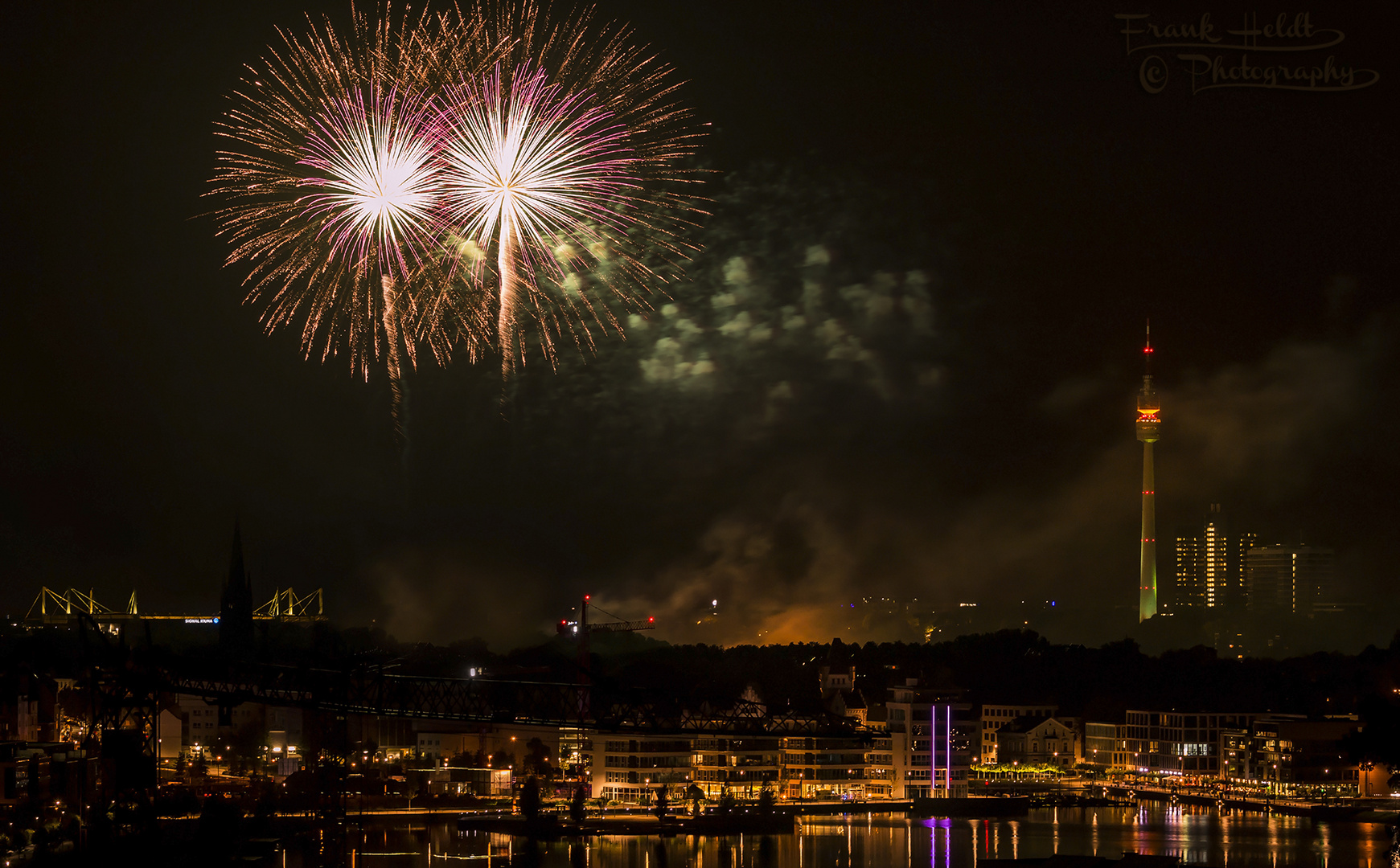 Lichterfest Dortmund 2014