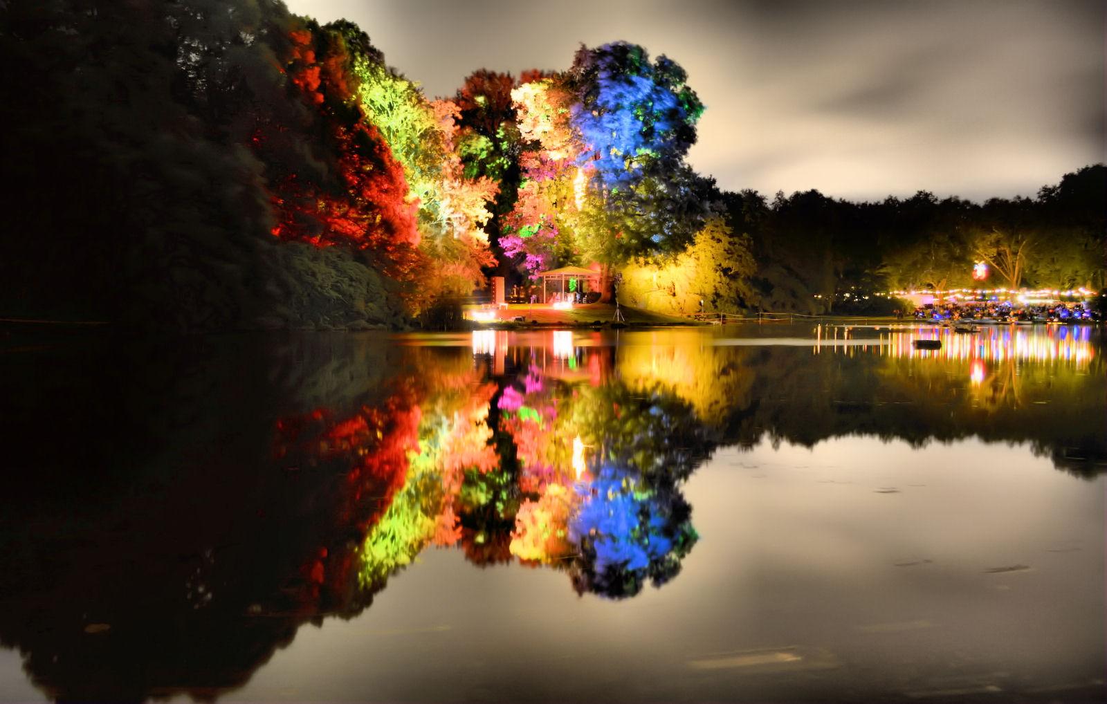 lichterfest fredenbaum Dortmund