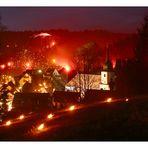 Lichterfest in Obertrubach