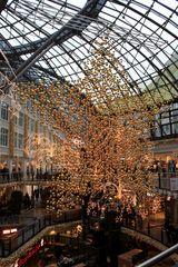 Lichterglanz im Einkaufstempel